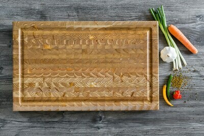 Large Carvers' Board Larch