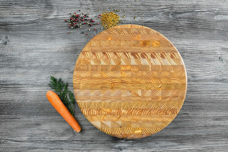 Round Cutting Board