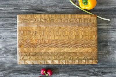 Larch Wood Canada Large One Hander Board