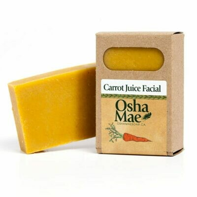 Osha Mae Carrot Juice Soap