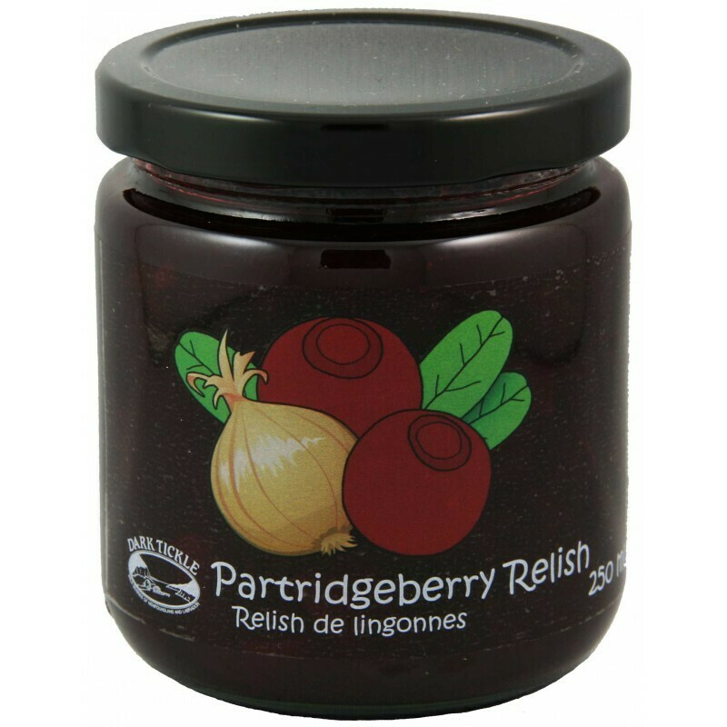 Partridgeberry Relish 250ml