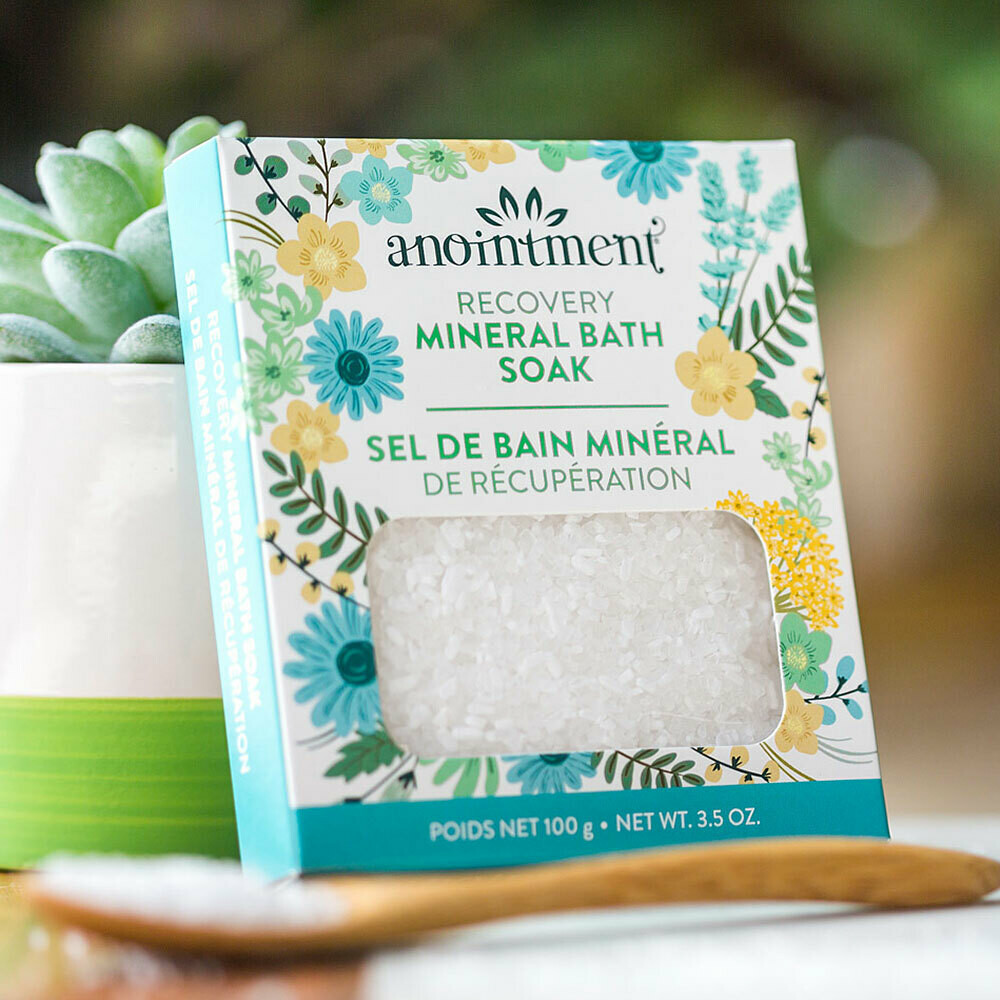 Anointment Bath Salt