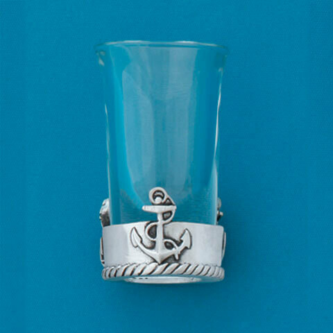 Anchor Shot Glass -  Basic Spirit
