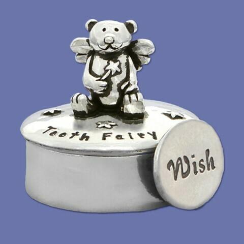 Tooth Fairy Wish Box