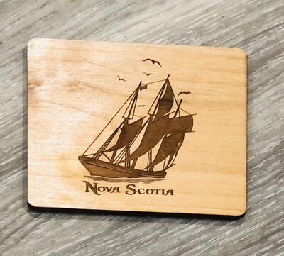 Salt Air Schooner Coaster