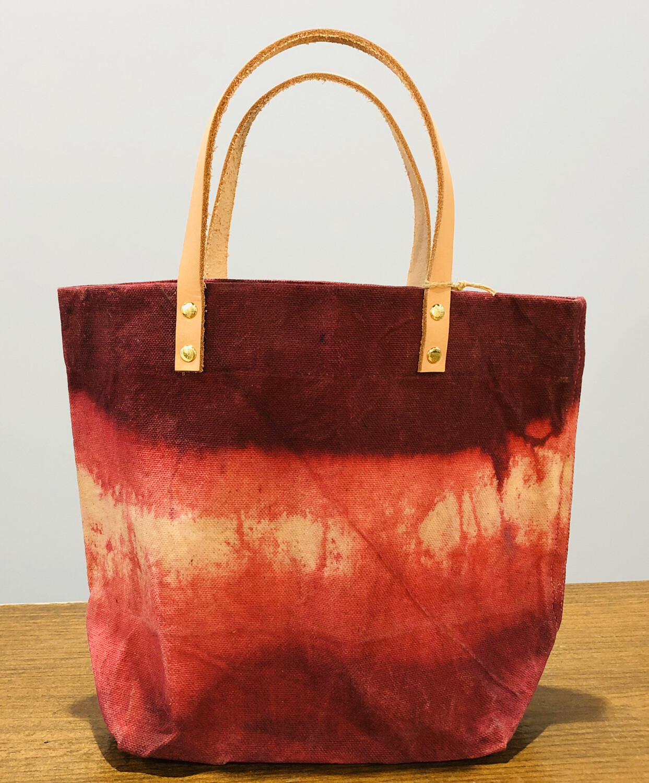 Antigonish Bag Co. Small Waxed Canvas Bag