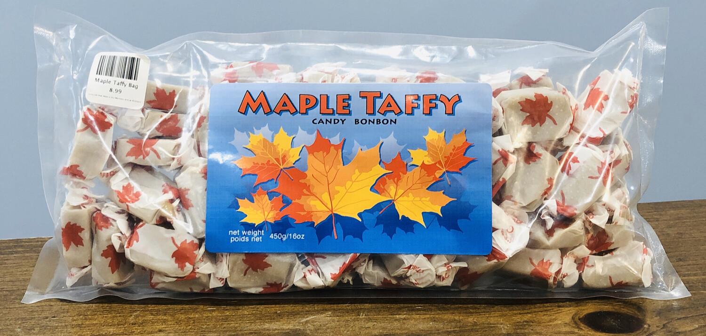 Maple Taffy Bag