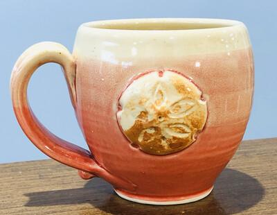 Starfish/Sanddollar Mug RR