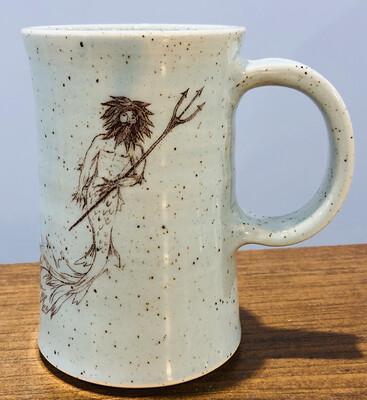 Seastar Merman Mug