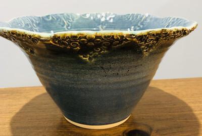 Gloria Dunbar Tall Bowl