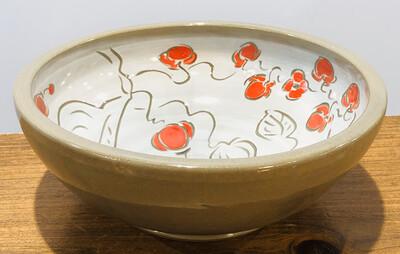 Woodshade Fruit Bowl