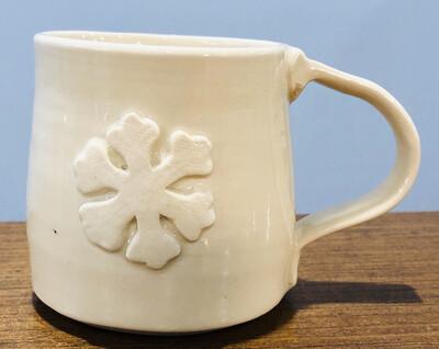Snowflake Mug GA