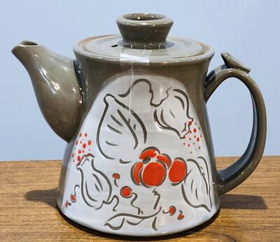 Woodshade Teapot