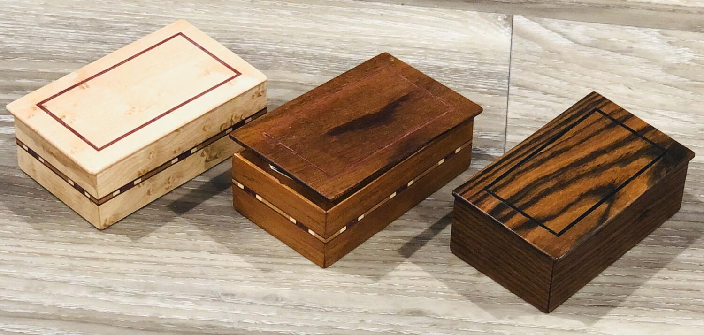 Small Mini Box