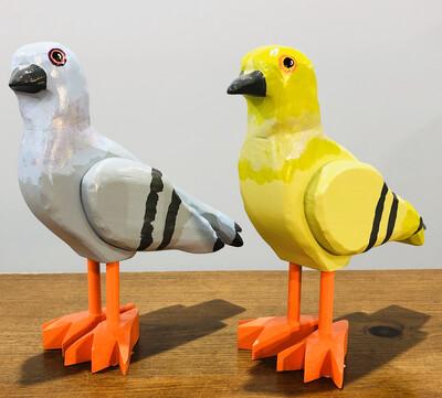 Pigeon Timberdoodle