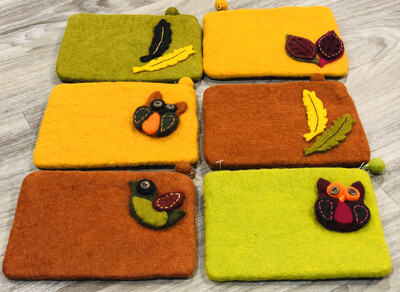Fibres of Life Pouch
