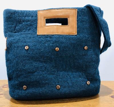 Fibres of Life Tote Bag