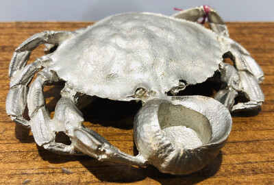 Amos Crab Candle Holder