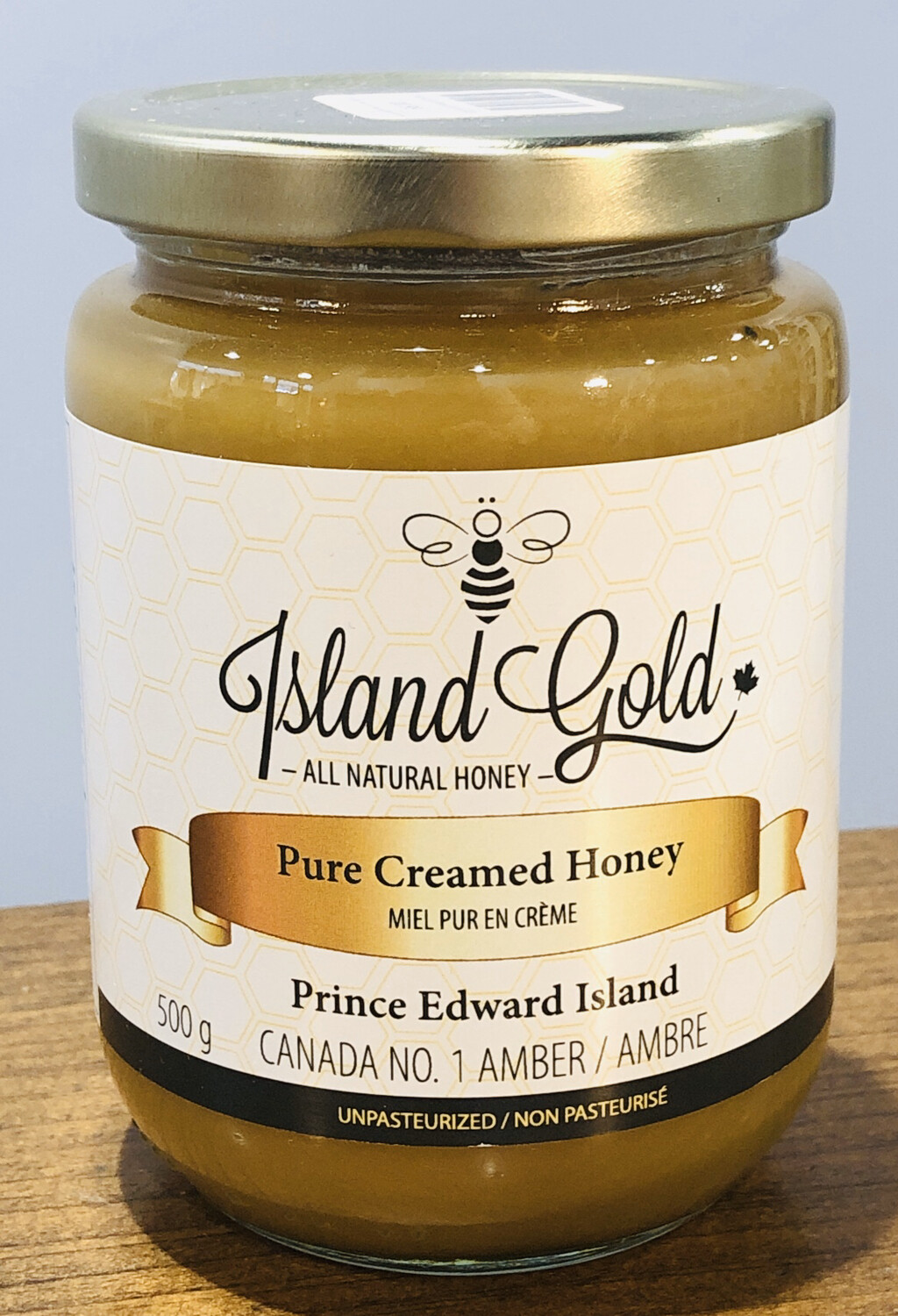 Creamed Wildflower Honey 500g