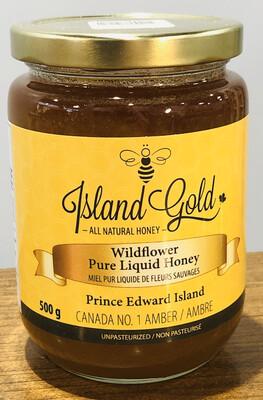 Wildflower Honey 500g
