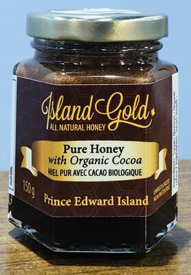 Wildflower Honey w Cocoa 150g