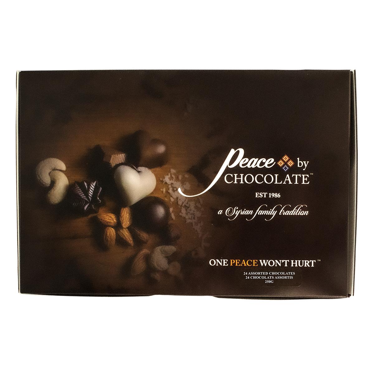 Lge Peace By Chocolate Box