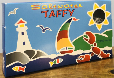 Saltwater Taffy Box