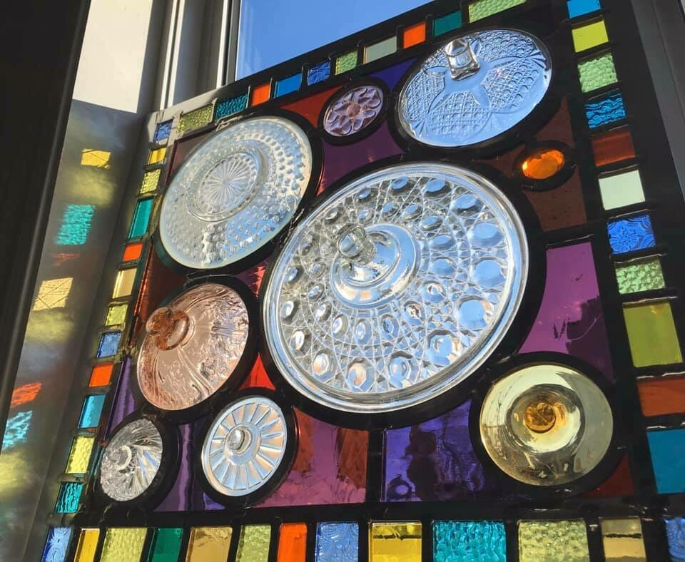 Large Window Stained Glass