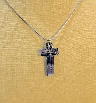 Cross Pendant W-044