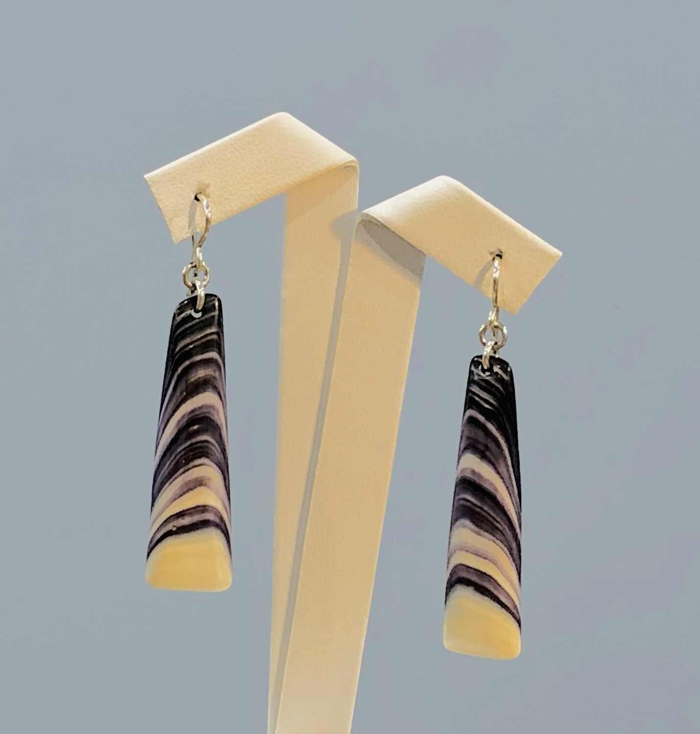 Long thin earring WE-17