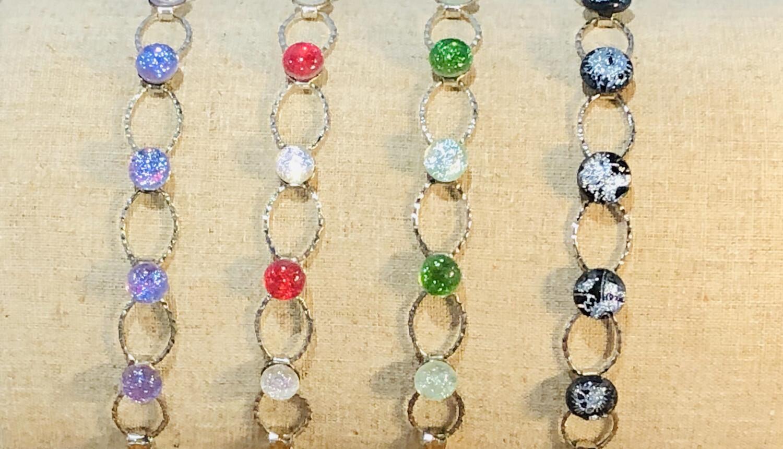 Link Bracelet Silver Plated