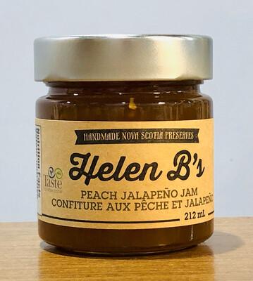 Helen B's Peach Jalapeno Jam