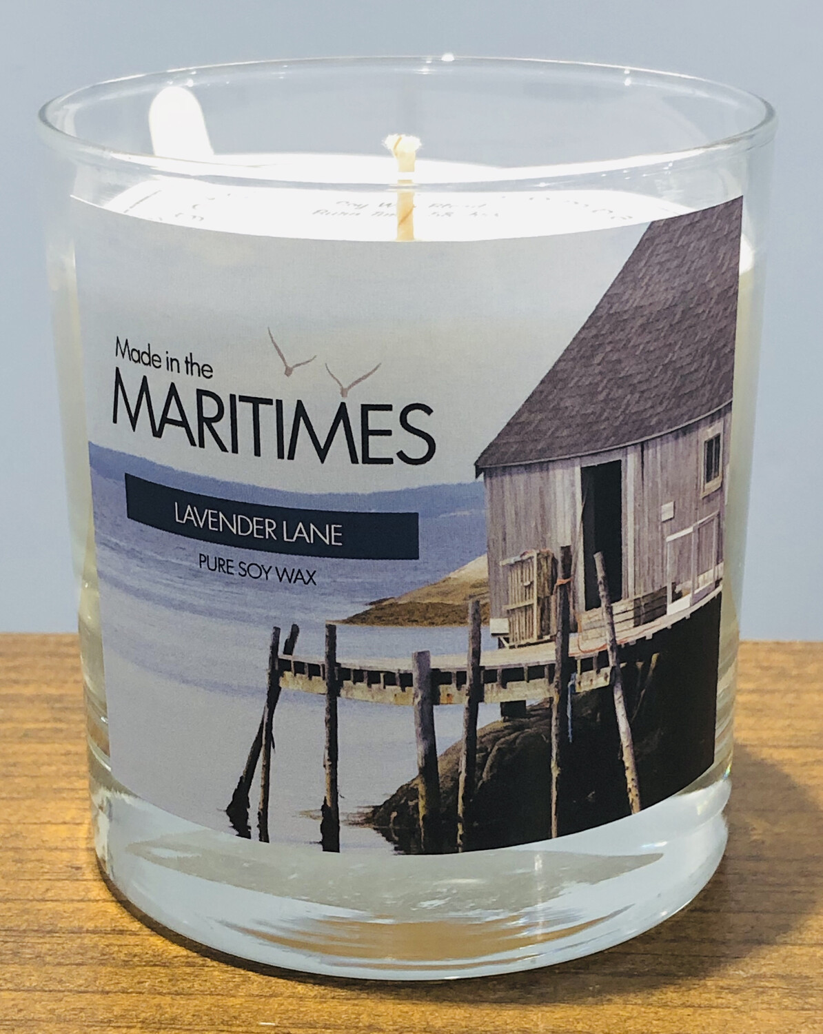 Lavender Lane Soy Candle