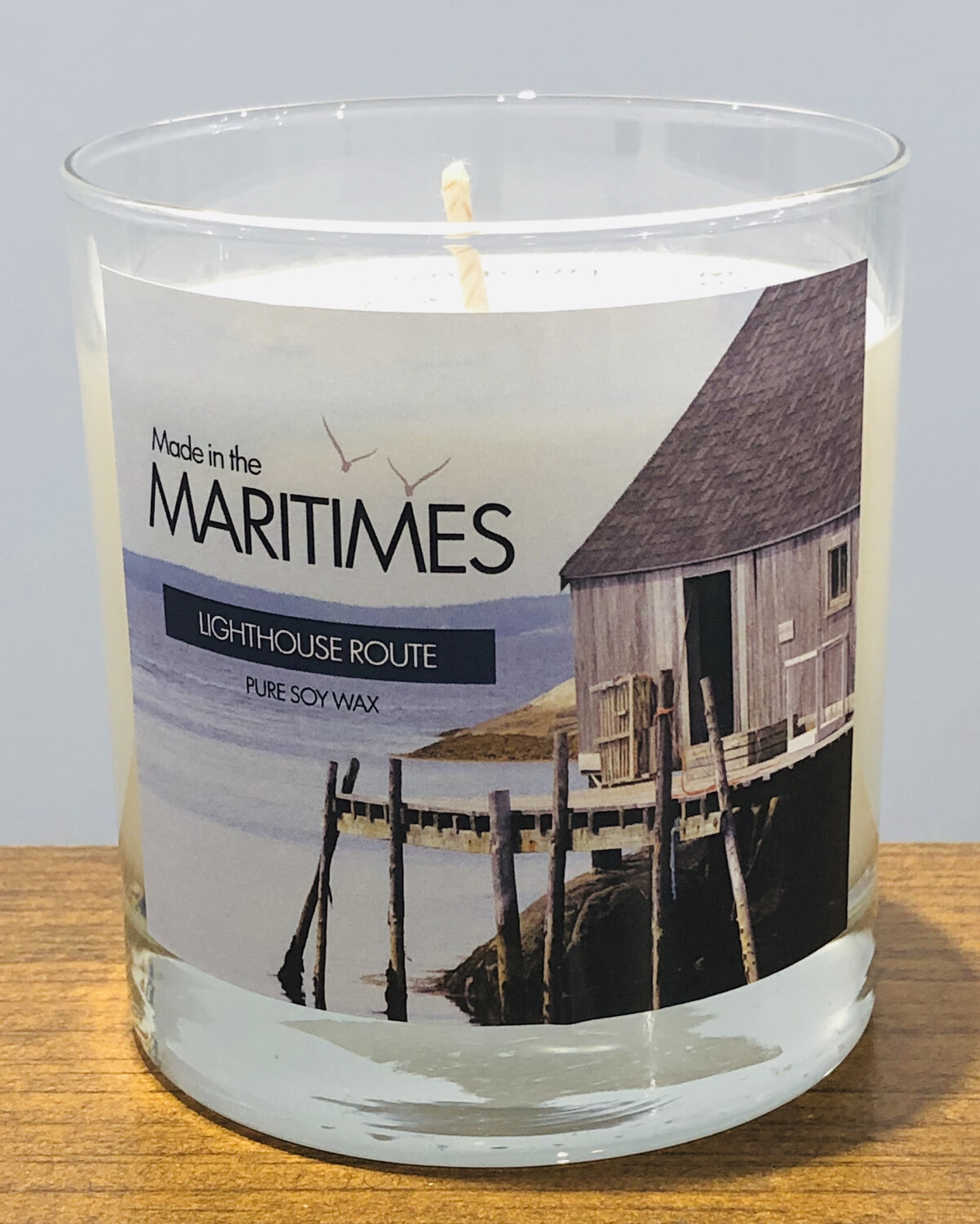 Lighthouse Route Soy Candle