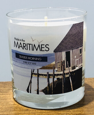 Seaside Morning Soy Candle