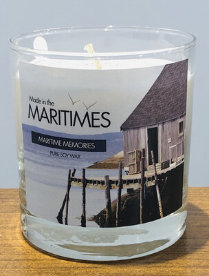 Maritime Memories Soy Candle