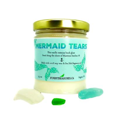 Mermaid Tears Candle