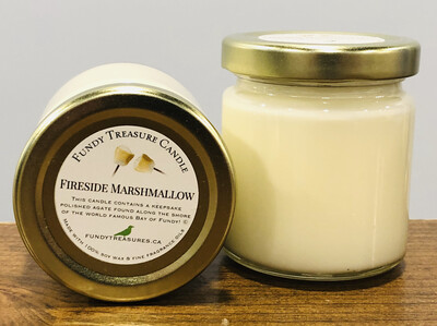 Fireside Marshmallow Candle 3.5oz