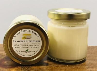 Lemon Cheesecake Candle 3.5oz