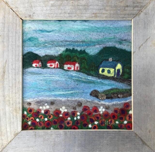 Poppy Lake Rose Marie MacDonald