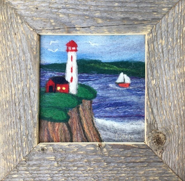 Fundy Tide Rose Marie MacDonald
