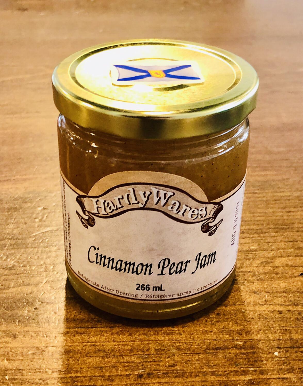 HardyWares Cinnamon Pear Jam