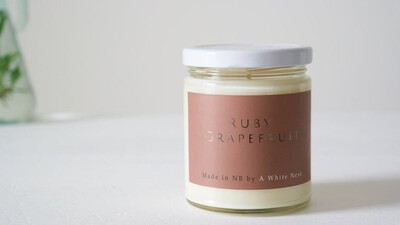 Ruby Grapefruit Candle