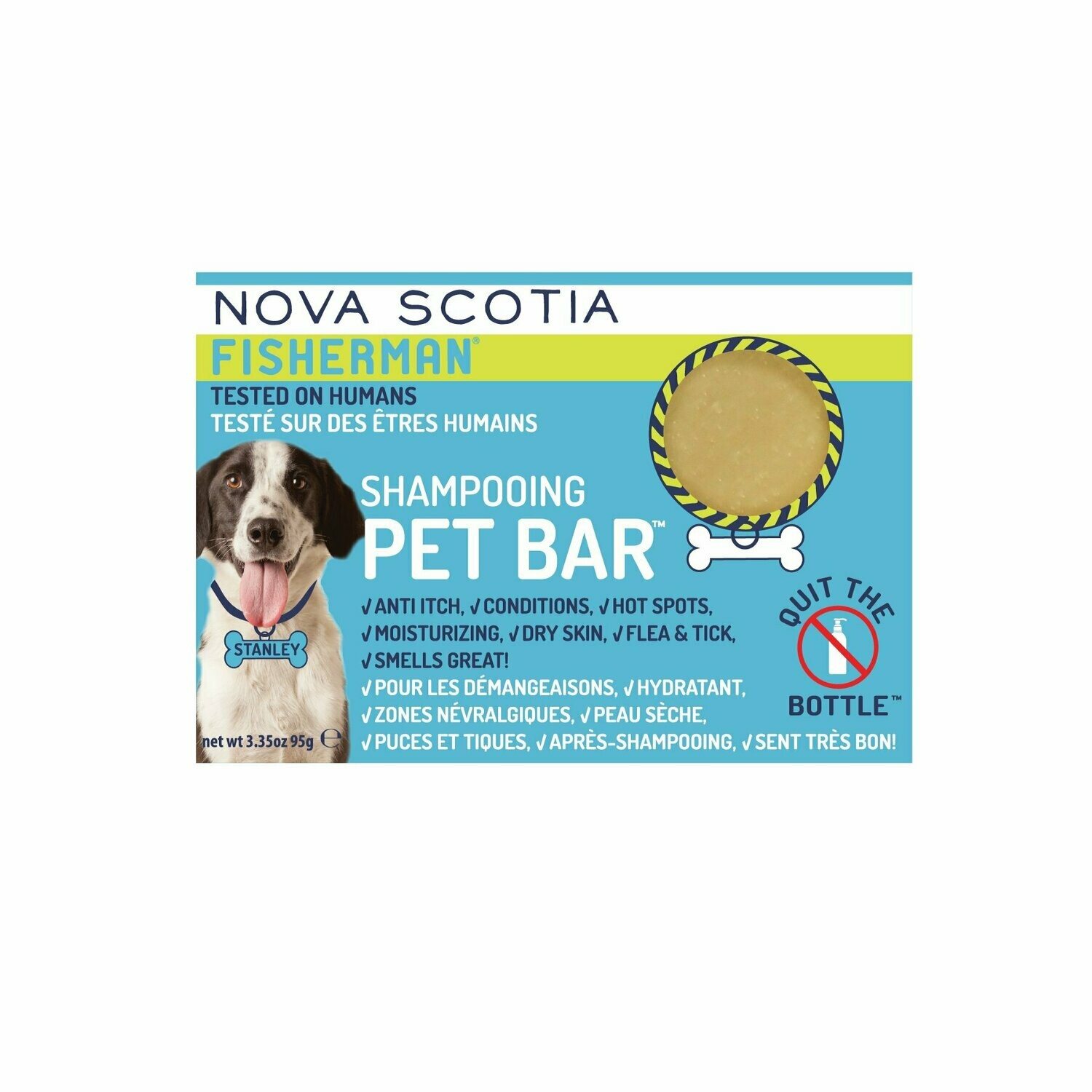 NS Fisherman Pet Bar