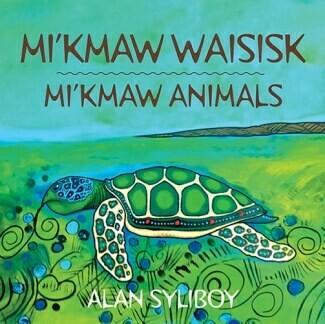 Mi'kmaw Animals - Alan Syliboy