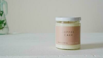 Coffee Cake Candle