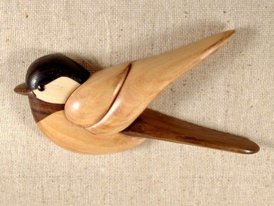 Arbour Chickadee Ornament