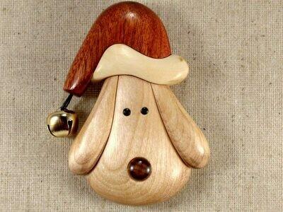 Arbour Dog Ornament