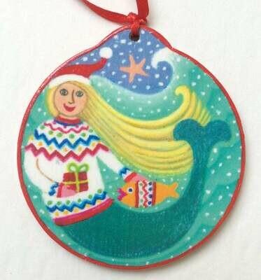 Blonde Mermaid Krooked