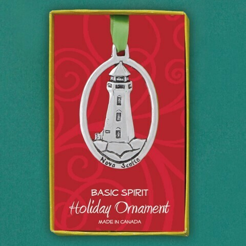 Nova Scotia Lighthouse Ornament